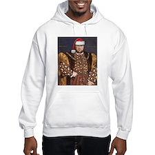 Santa VIII Hoodie Sweatshirt