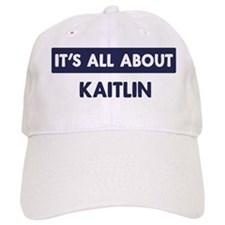 All about KAITLIN Baseball Cap