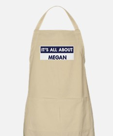 All about MEGAN BBQ Apron