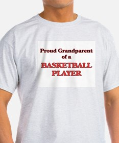 Proud Grandparent of a Basketball Player T-Shirt