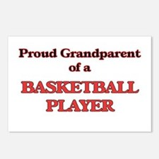Proud Grandparent of a Ba Postcards (Package of 8)