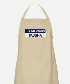 All about PAULINA BBQ Apron