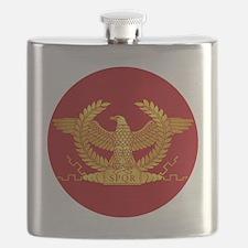 Cute Rome Flask