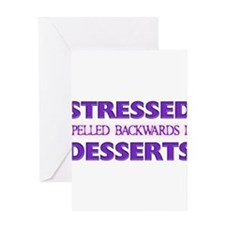Cute Food and drink Greeting Card