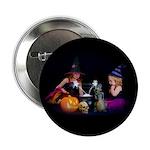 Conjuring Fairies Button