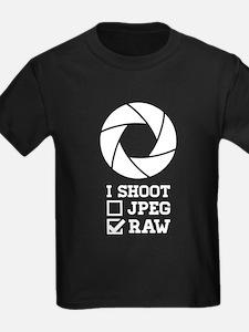 I Shoot ? - Photography T-Shirt