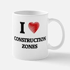 Construction Zone Mugs
