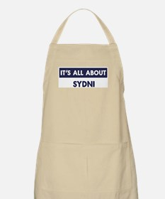 All about SYDNI BBQ Apron