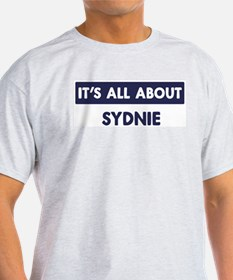 All about SYDNIE T-Shirt