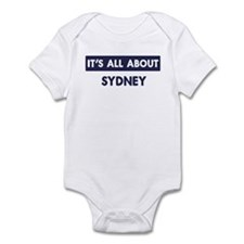 All about SYDNEY Infant Bodysuit