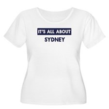 All about SYDNEY T-Shirt