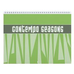 Contempo Seasons Wall Calendar