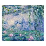 Monet Luxe King Duvet Cover