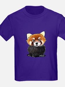 KiniArt Red Panda T