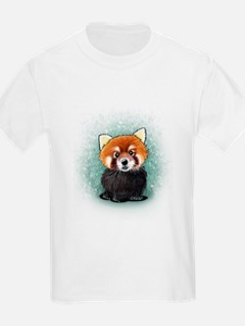 KiniArt Red Panda T-Shirt
