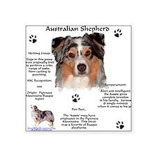 """Cool Aussie art Square Sticker 3"""" x 3"""""""
