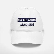 All about MADISEN Baseball Baseball Cap