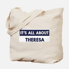 All about THERESA Tote Bag