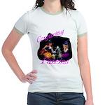 Conjuring Fairies Jr. Ringer T-Shirt
