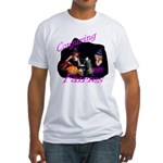 Conjuring Fairies Fitted T-Shirt