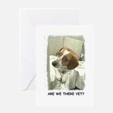 ARE WE THERE YET? BIRTHDAY Greeting Card