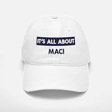 All about MACI Baseball Baseball Cap