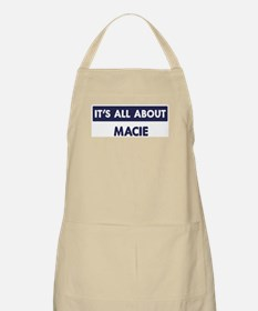 All about MACIE BBQ Apron