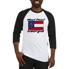 West Point Georgia Baseball Jersey