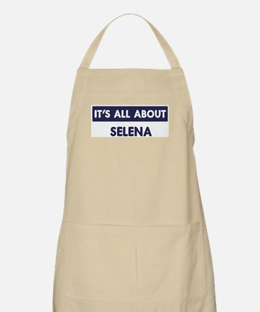 All about SELENA BBQ Apron