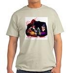 Little Witches Halloween Light T-Shirt