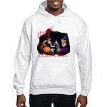 Little Witches Halloween Hooded Sweatshirt