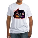 Little Witches Halloween Fitted T-Shirt