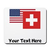 Switzerland Classic Mousepad