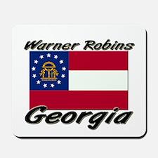 Warner Robins Georgia Mousepad