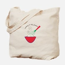 Cooking Passion Tote Bag