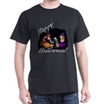 Little Witches Halloween Dark T-Shirt