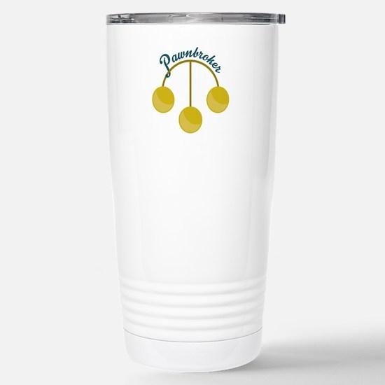 Pawnbroker Travel Mug