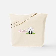 First Easter Lamb Tote Bag