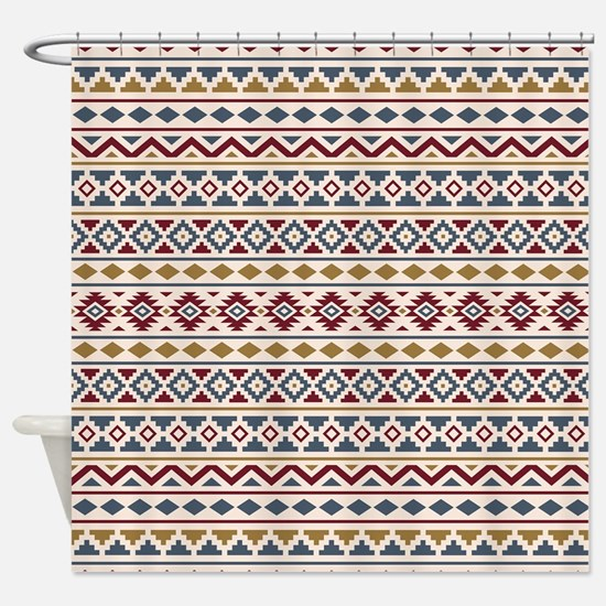 Aztec Essence (ii) Brgc Shower Curtain