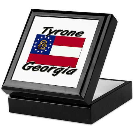 Tyrone Georgia Keepsake Box