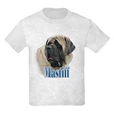 Mastiff(fawn)Name T-Shirt