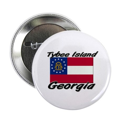 Tybee Island Georgia Button
