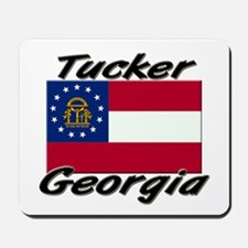 Tucker Georgia Mousepad