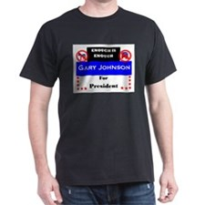 Cute Gary johnson T-Shirt