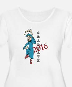 Graduate 2016 Plus Size T-Shirt