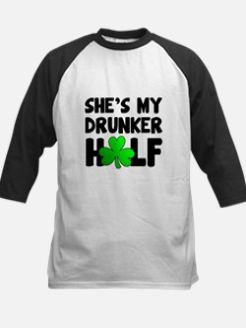 She's My Drunker Half Baseball Jersey