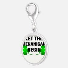Let The Shananigans Begin Charms