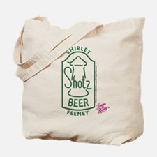 Shotz Beer: Shirley Feeney Tote Bag