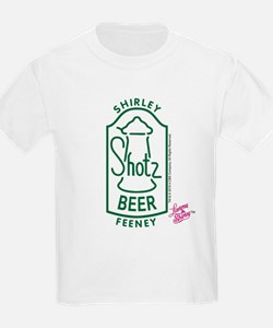 Shotz Beer: Shirley Feeney T-Shirt