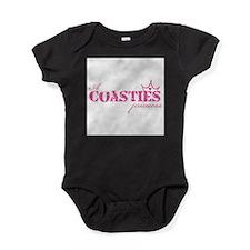 Cute Coastie Baby Bodysuit
